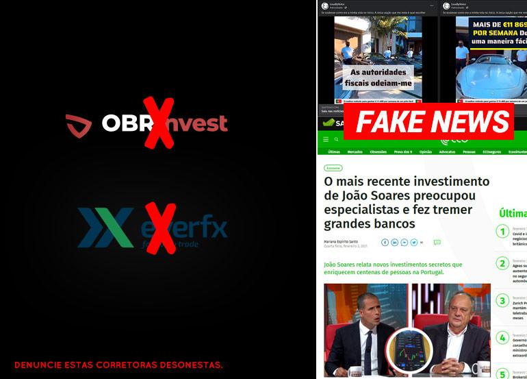 Fraude EverFX e OBRinvest exposta