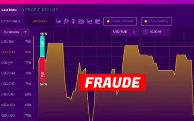 Fraude IQCent exposta